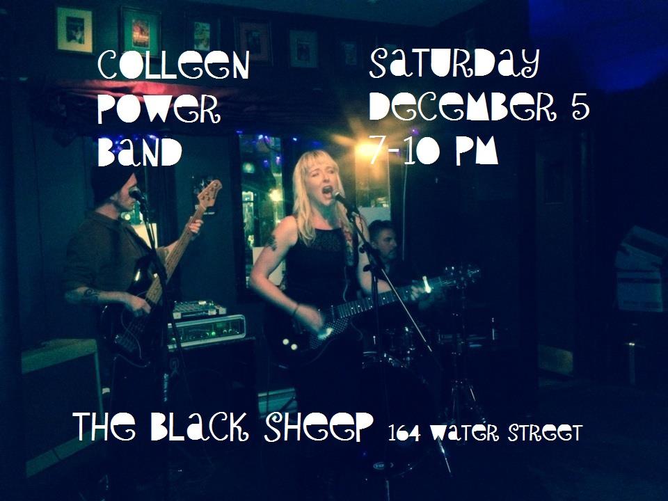 Colleen band Black Sheep